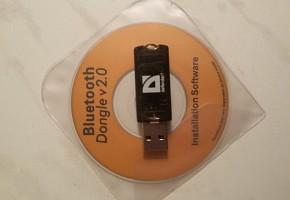 BLUETOOTH USB на компьютер
