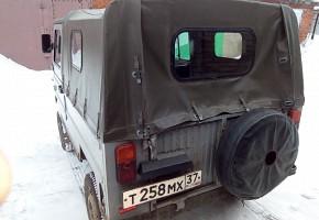 ЛУАЗ 969 М (Волынь)
