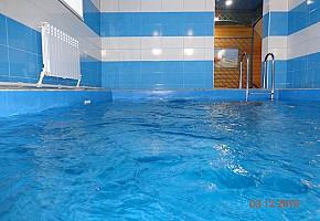 Новая сауна на ДХЗ с Большим Бассейном фото 3
