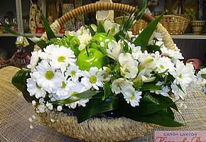 Салон цветов «Королева роз» фото 7