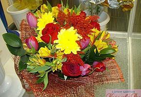 Салон цветов «Королева роз» фото 13