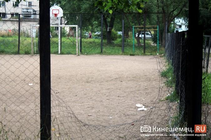 На «Электроконтакте» снесут старую и построят новую футбольную площадку фото 2