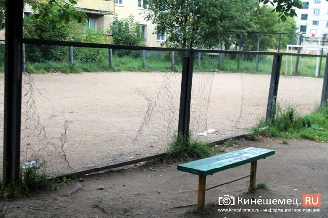 На «Электроконтакте» снесут старую и построят новую футбольную площадку фото 5
