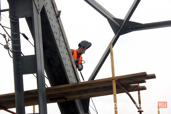 Подрядчик ремонта Никольского моста в Кинешме отстает от графика фото 4