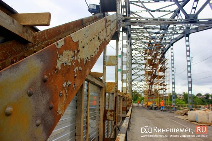 Подрядчик ремонта Никольского моста в Кинешме отстает от графика фото 2
