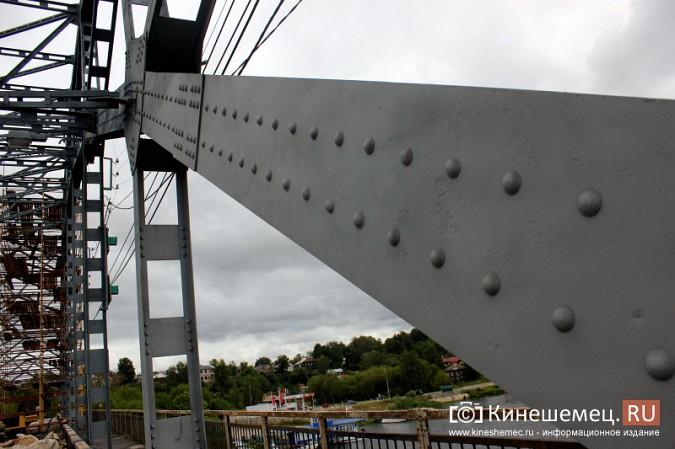 Подрядчик ремонта Никольского моста в Кинешме отстает от графика фото 10
