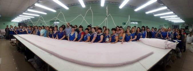 Крупнейшее швейное производство Кинешмы  - ООО «Бисер» празднует 4-летие! фото 2