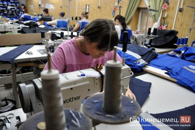 Крупнейшее швейное производство Кинешмы  - ООО «Бисер» празднует 4-летие! фото 10