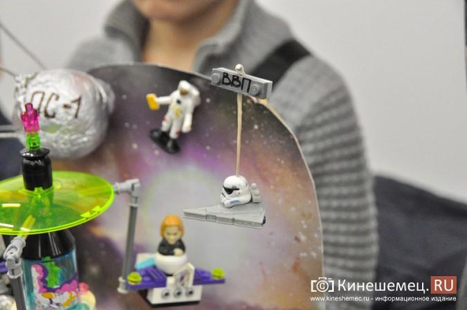 На лего-фестивале в Кинешме Владимира Путина запустили в космос фото 15