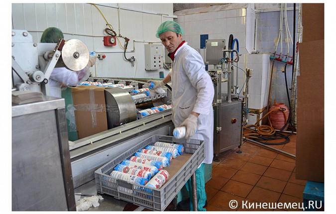 В Кинешме остановил работу единственный в Ивановской области завод по производству мороженого фото 3