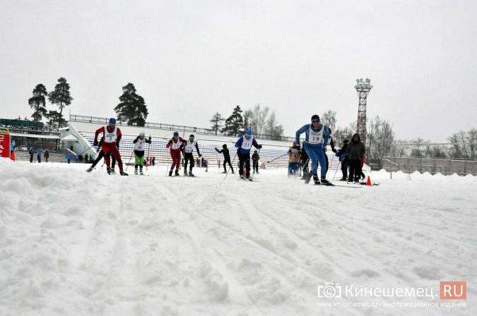 Сильнейшие лыжники Ивановской области соревновались на кинешемских трассах фото 30