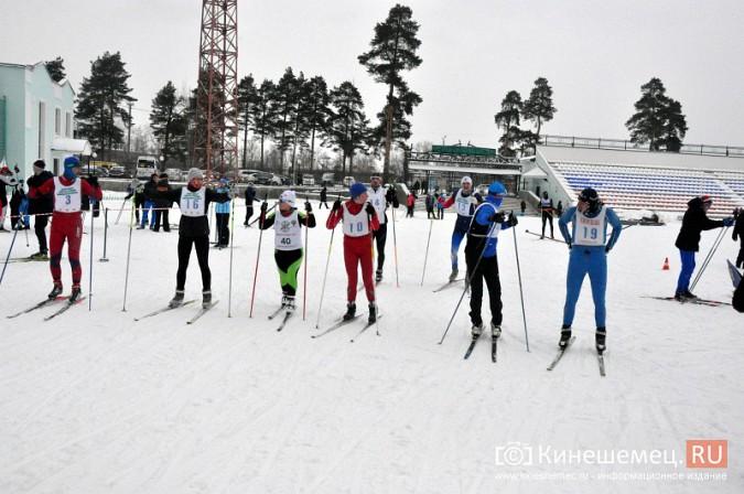 Сильнейшие лыжники Ивановской области соревновались на кинешемских трассах фото 22
