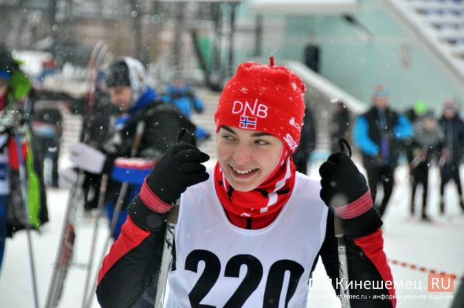 Сильнейшие лыжники Ивановской области соревновались на кинешемских трассах фото 17