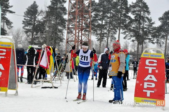 Сильнейшие лыжники Ивановской области соревновались на кинешемских трассах фото 12