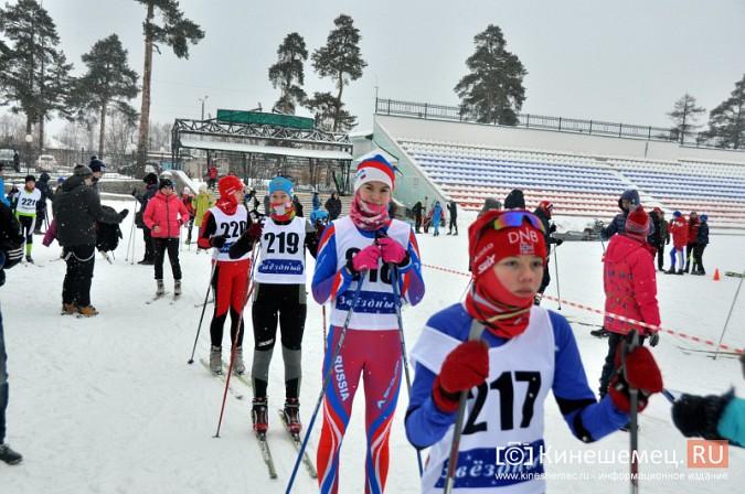 Сильнейшие лыжники Ивановской области соревновались на кинешемских трассах фото 15