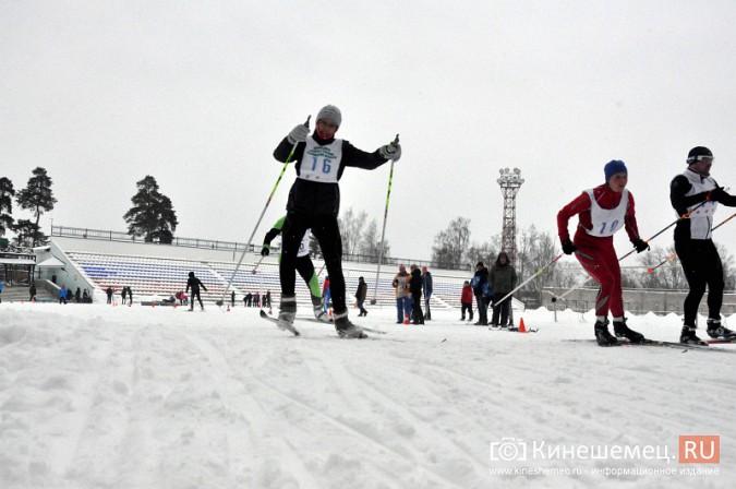 Сильнейшие лыжники Ивановской области соревновались на кинешемских трассах фото 33