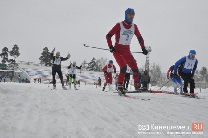 Сильнейшие лыжники Ивановской области соревновались на кинешемских трассах фото 32