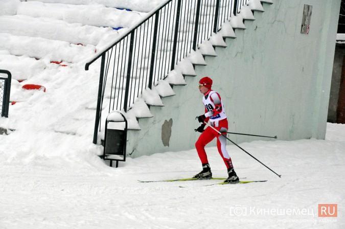 Сильнейшие лыжники Ивановской области соревновались на кинешемских трассах фото 23