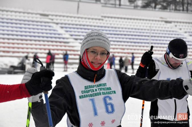 Сильнейшие лыжники Ивановской области соревновались на кинешемских трассах фото 27
