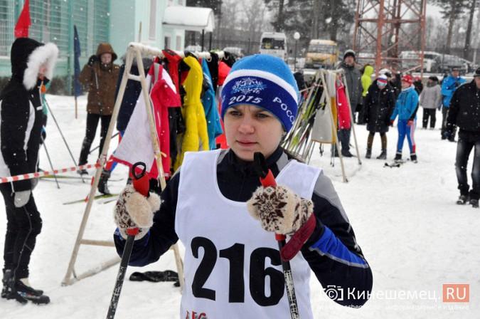 Сильнейшие лыжники Ивановской области соревновались на кинешемских трассах фото 14