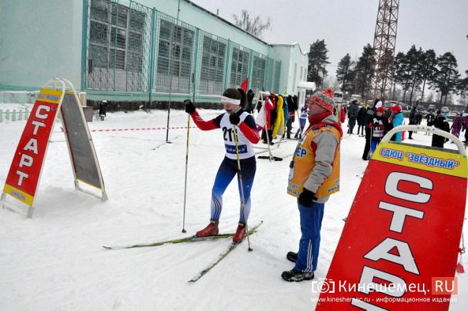 Сильнейшие лыжники Ивановской области соревновались на кинешемских трассах фото 13
