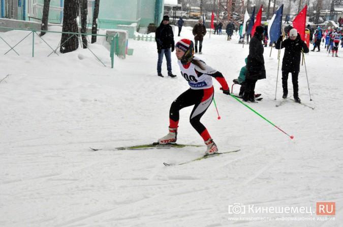 Сильнейшие лыжники Ивановской области соревновались на кинешемских трассах фото 9