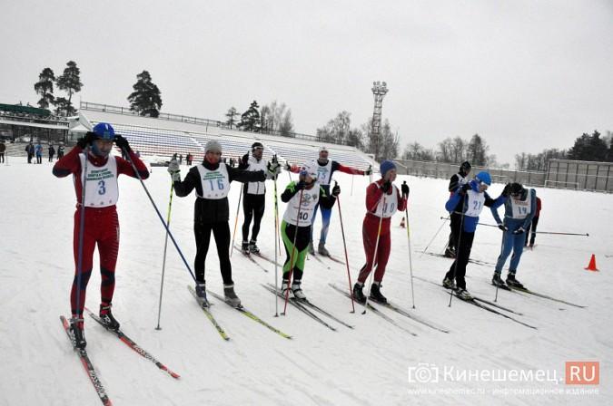 Сильнейшие лыжники Ивановской области соревновались на кинешемских трассах фото 26