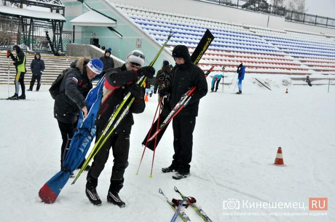 Сильнейшие лыжники Ивановской области соревновались на кинешемских трассах фото 18