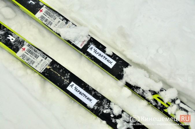 Сильнейшие лыжники Ивановской области соревновались на кинешемских трассах фото 20