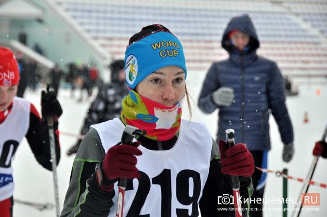 Сильнейшие лыжники Ивановской области соревновались на кинешемских трассах фото 16