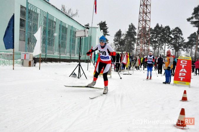 Сильнейшие лыжники Ивановской области соревновались на кинешемских трассах фото 11
