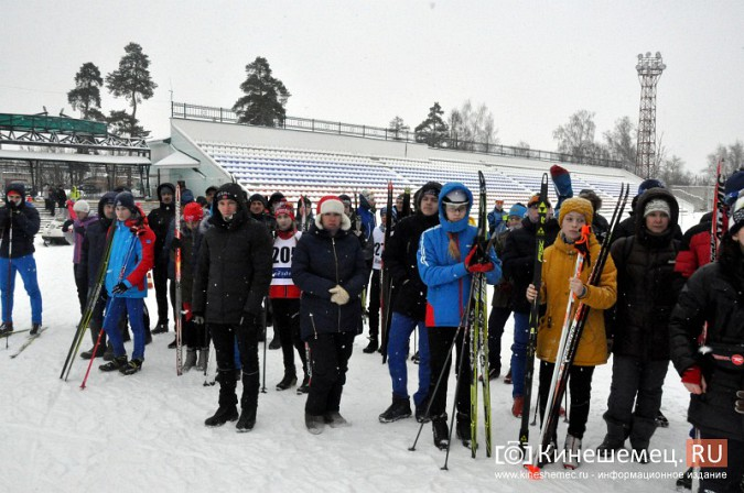 Сильнейшие лыжники Ивановской области соревновались на кинешемских трассах фото 7