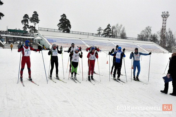 Сильнейшие лыжники Ивановской области соревновались на кинешемских трассах фото 28