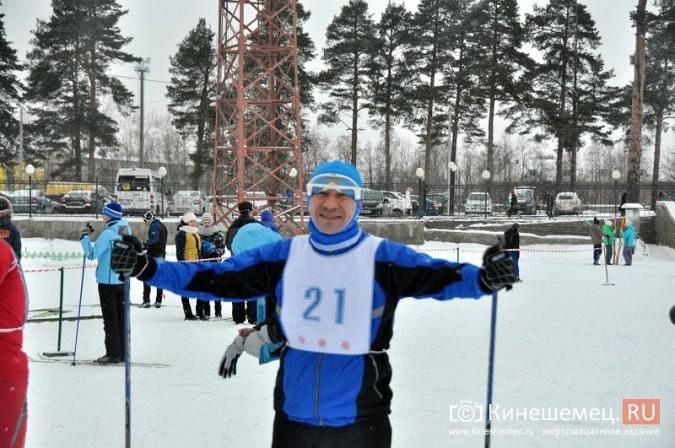 Сильнейшие лыжники Ивановской области соревновались на кинешемских трассах фото 21