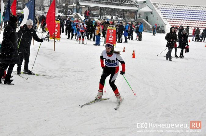 Сильнейшие лыжники Ивановской области соревновались на кинешемских трассах фото 8