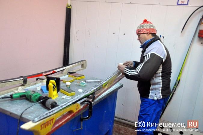 Сильнейшие лыжники Ивановской области соревновались на кинешемских трассах фото 4
