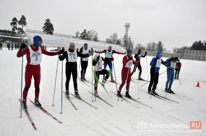 Сильнейшие лыжники Ивановской области соревновались на кинешемских трассах фото 25