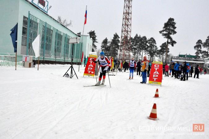 Сильнейшие лыжники Ивановской области соревновались на кинешемских трассах фото 10