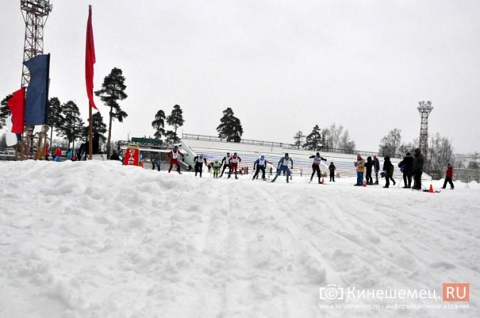 Сильнейшие лыжники Ивановской области соревновались на кинешемских трассах фото 29