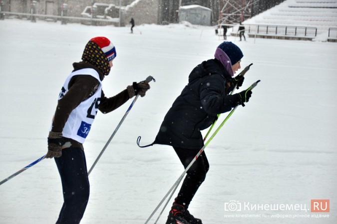 Сильнейшие лыжники Ивановской области соревновались на кинешемских трассах фото 19