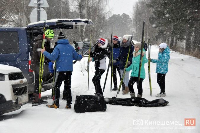 Сильнейшие лыжники Ивановской области соревновались на кинешемских трассах фото 6