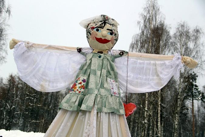 В фабричных районах Кинешмы возродили традицию праздновать Масленицу фото 3