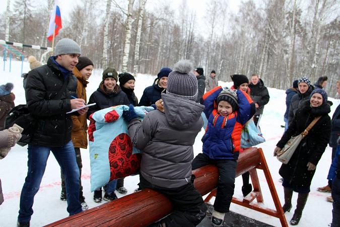 В фабричных районах Кинешмы возродили традицию праздновать Масленицу фото 9