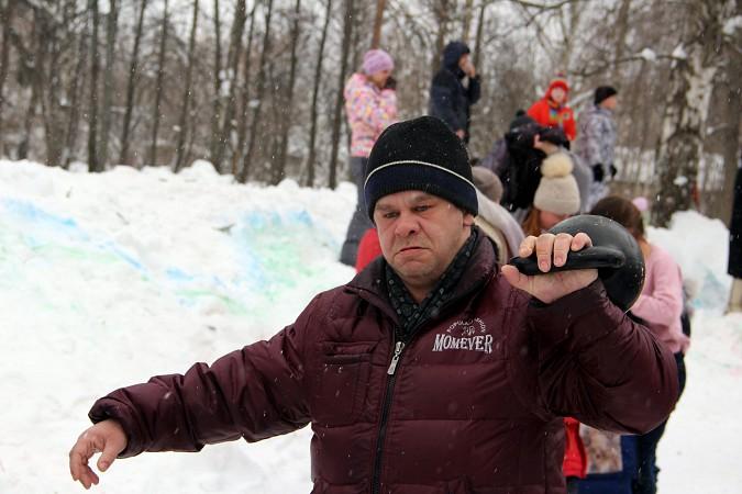 В фабричных районах Кинешмы возродили традицию праздновать Масленицу фото 8