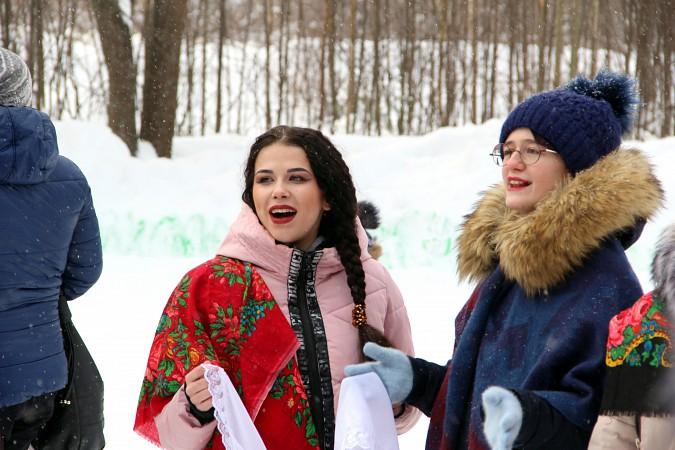 В фабричных районах Кинешмы возродили традицию праздновать Масленицу фото 4