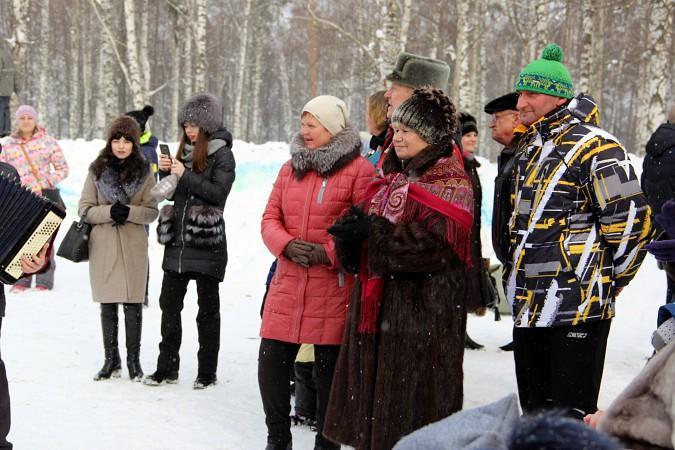 В фабричных районах Кинешмы возродили традицию праздновать Масленицу фото 5