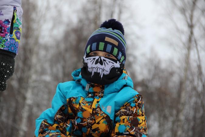 В фабричных районах Кинешмы возродили традицию праздновать Масленицу фото 14