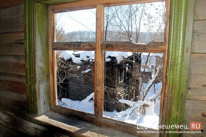 На улице Карла Маркса в центре Кинешмы на глазах разрушается жилой дом фото 18