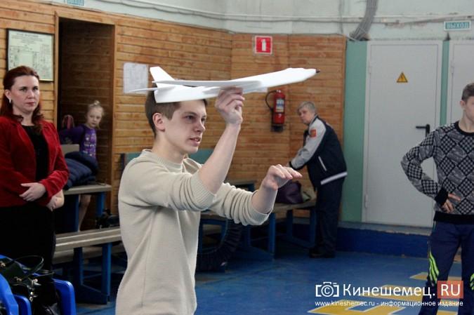 В Кинешме прошли соревнования по запуску авиамоделей памяти летчика Алексея Сорнева фото 12