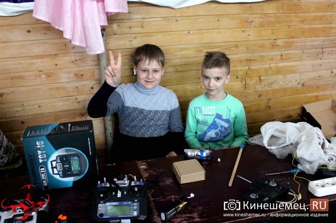 В Кинешме прошли соревнования по запуску авиамоделей памяти летчика Алексея Сорнева фото 15